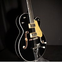 Gretsch G6120T BSNSH Black '59 Setzer Nashville Guitar 2019