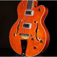 Gretsch G5440LSB Electromatic Long Scale Bass Orange