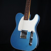 Fender Custom Shop Journeyman '59 Esquire Faded Lake Placid Blue Relic Guitar