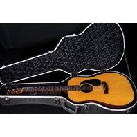 Martin D-18 150TH Anniversary 1983 Built AC/EL Guitar W/Hardshell Case