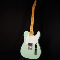 Fender 70Th Anniversary Esquire Surf Green USA Guitar Lmt Ed