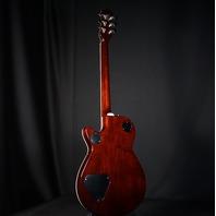 Gretsch G6128TDS Players Edition Jet Sahara Metallic Guitar Dynasonic w/Bigsby (In Stock)