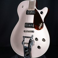 Gretsch G6128TDS Players Edition Jet Sahara Metallic Guitar Dynasonic w/Bigsby (In Stock)