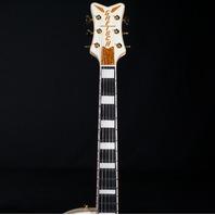 Gretsch G6136T-MGC Signature Chislett White Falcon Guitar