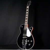 Gretsch G6128TDS Players Edition Jet Black Guitar Dynasonic w/Bigsby (In Stock)