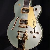 Gretsch G5655TG Electromatic CB Jr. w/Bigsby Aspen Green Guitar CYGC20090346