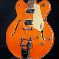 Gretsch G5622T Electromatic Center Block Guitar Orange Stain Mint