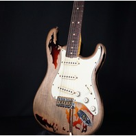 Fender Custom Shop Signature Rory Gallagher Stratocaster Relic Guitar