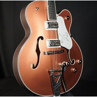 Gretsch G6136TSL Two Tone Copper/Sahara Metallic Falcon Limited Edition Guitar