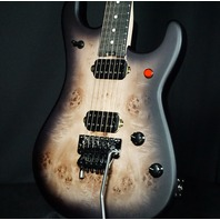 EVH 5150 Series Deluxe Poplar Burl Black Burst Guitar