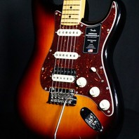 Fender American Pro II Stratocaster HSS Maple Neck  3-Tone Sunburst  Guitar US20085501