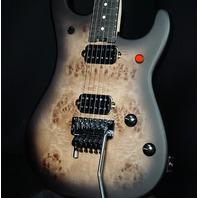 EVH 5150 Series Deluxe Poplar Burl Black Burst Guitar EVH2003126