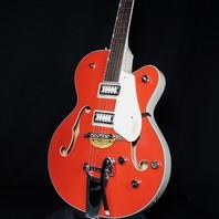 Gretsch G5410T LMT Ed Tri-Five Electromatic Two Tone Fiesta Red/Vintage White Guitar