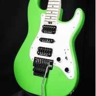 Charvel Pro Mod So-Cal SC3 HSH Slime Green Guitar (IN STOCK)