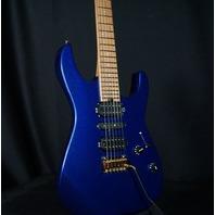 Charvel DK24 HSH Pro Mod 2PT CM Mystic Blue Electric Guitar MC20506628