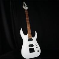 Jackson Pro Misha Mansoor Juggernaut ET6 Chalk Gray Guitar ICJ2075190