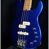 Charvel Pro Mod San Dimas SD PJ IV Mystic Blue Bass Guitar