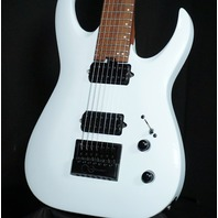 Jackson Pro Misha Mansoor Juggernaut ET7 Gulf Blue Guitar ICJ2075597