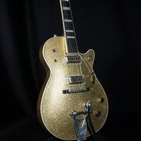 Gretsch USA Custom Shop G6128CS-59 Gold Sparkle Relic Duo Jet Guitar