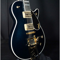 Gretsch G6228TG Players Edition Jet BT Midnight Sapphire Guitar JT21041753
