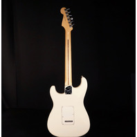 Fender Jeff Beck Signature Stratocaster Guitar Olympic White (Actual Guitar)