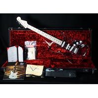 Fender Custom Shop Clear Acrylic Stratocaster Master Built Scott Buehl Guitar