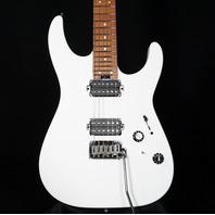 Charvel USA Select DK24 Snow White HH 2PT CM Guitar UC210019