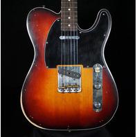 Fender Jason Isbell Custom Telecaster 3 Color Chocolate Burst Guitar