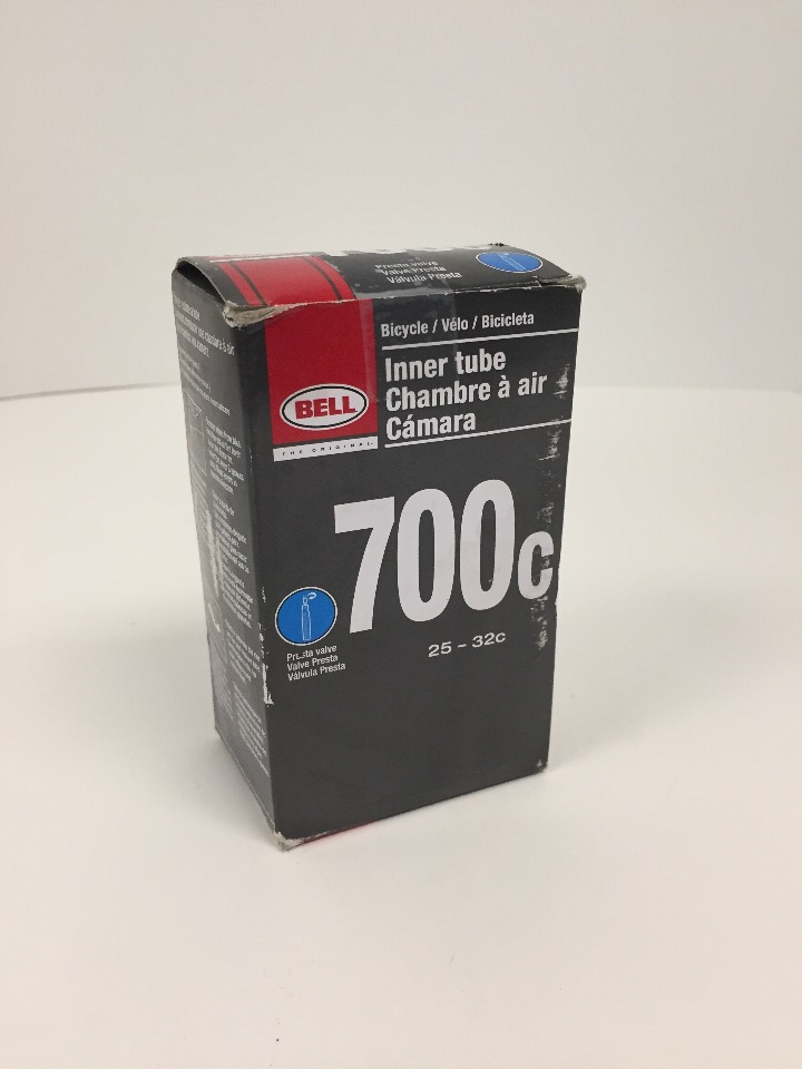 700Cx25//32C Inner Tube,No 7064275 Bell Sports Inc