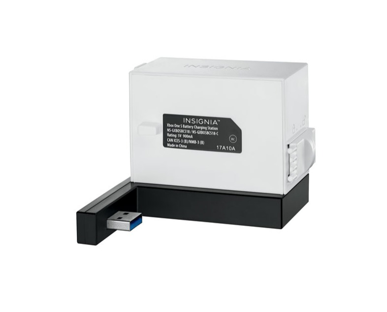 Insignia Battery Charging Station for Xbox One
