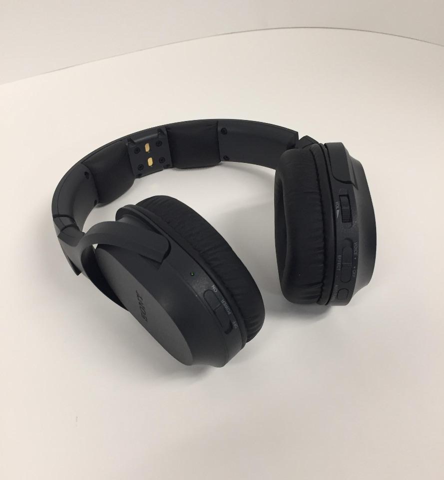 8687ebf2f75 Sony WH-RF400 - Headphones with mic, full size, radio, wireless ...