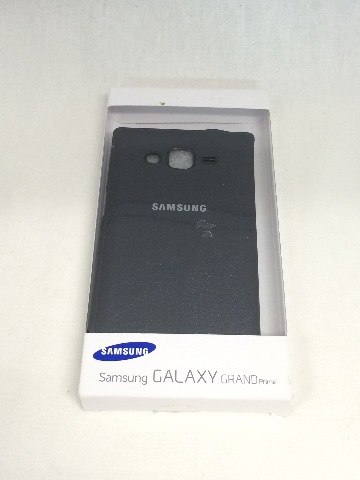 Samsung EFWG530BSEGCA Flip Wallet Grand Prime Charcoal
