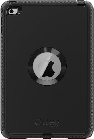 OtterBox DEFENDER SERIES Case for iPad Mini 4 (ONLY) - BLACK
