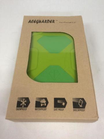 ACEGUARDER iPhone 6/6s PLUS Case, Rain Drop Resistance, belt clip, Olive/Green
