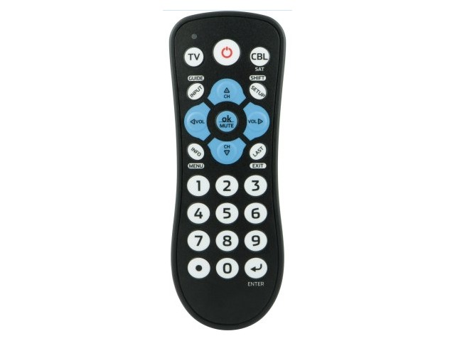 ONN remote controls 2 devices