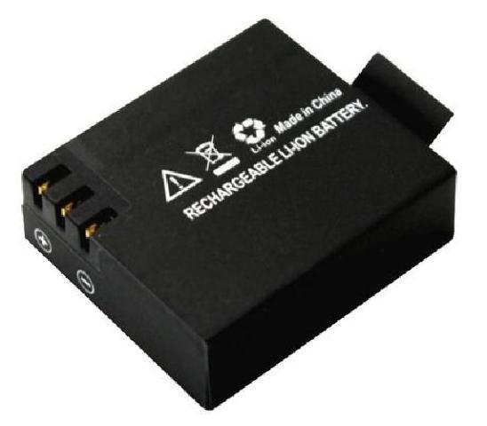 Cobra 5260 Rechargeable Li-Ion Adventure Hd Battery