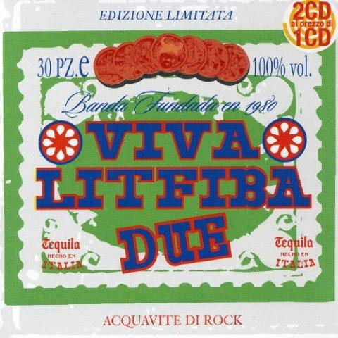 Viva Litfiba 2 [import] - Cd