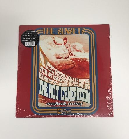 Hot Generation Soundtrack Sessions - Vinyl