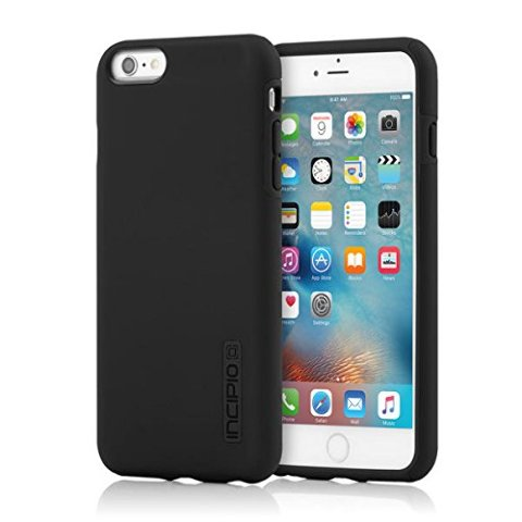 Incipio - Dualpro Case For Apple iPhone 6 Plus - Black