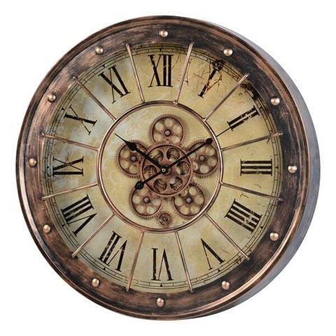 Ergo Clock - Enrico Gear