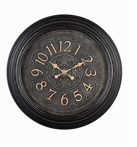 Ergo Clock  - Dante Wall