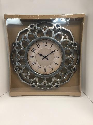 Ergo Clock - Cristina Wall