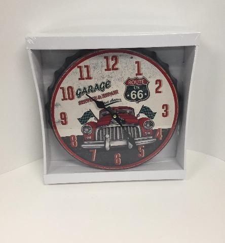 Ergo Clock - Classic Garage