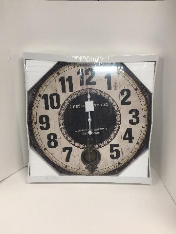 Ergo Clock - Chef Le Normand, Pendulum