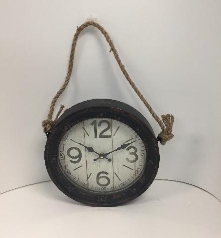 Ergo Clock - Hydra Wall