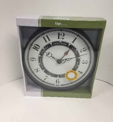 Ergo Clock - Dayminder,French