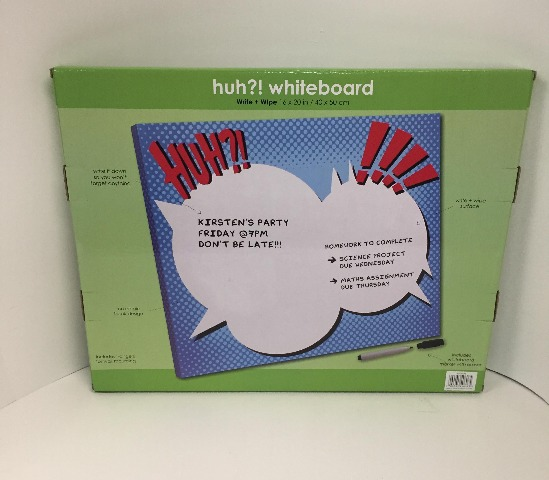 Ergo - Huh Whiteboard