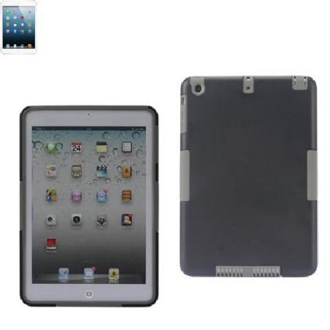 Hybrid Case iPad Mini/Mini2 - Black/Gray