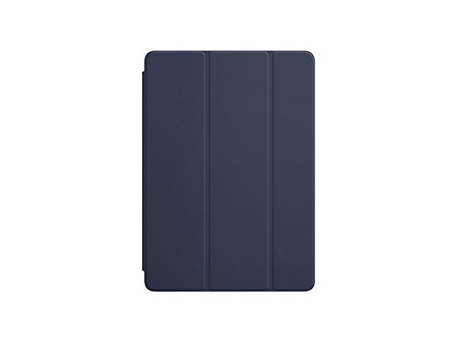"Apple Smart - Flip Cover For Tablet 9.7"" - Polyurethane - Midnight Blue"