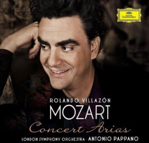 Mozart: Concert Arias For Tenor And Orchestra (2 CD)